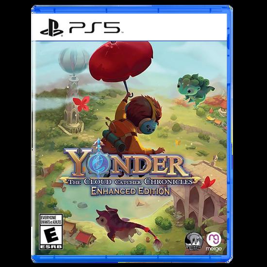 Yonder: The Cloud Catcher Chronicles Enhanced Edition for PlayStation 5Yonder: The Cloud Catcher Chronicles Enhanced Edition for PlayStation 5