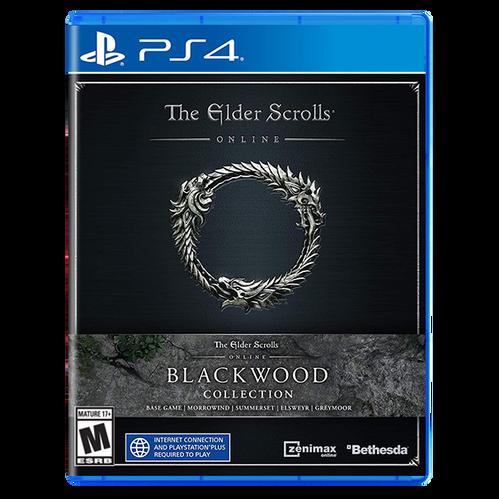 Elder Scrolls Online Collection: Blackwood for PlayStation 4