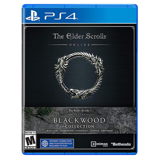 Elder Scrolls Online Collection: Blackwood for PlayStation 4Elder Scrolls Online Collection: Blackwood for PlayStation 4