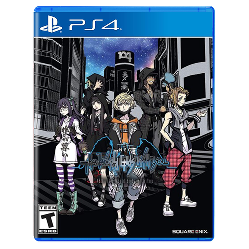 NEO: The World Ends With You for PlayStation 4