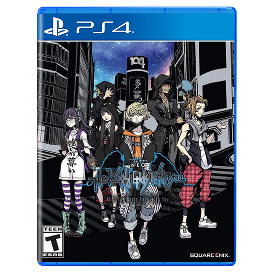 NEO: The World Ends With You for PlayStation 4NEO: The World Ends With You for PlayStation 4