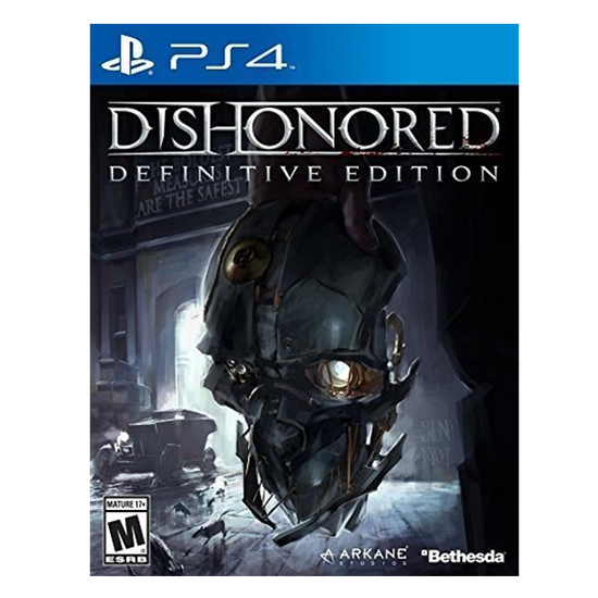 DISHONORED: DEFINITIVE EDITIONDISHONORED: DEFINITIVE EDITION