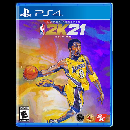 NBA 2K21 Mamba Forever Edition PlayStation 4NBA 2K21 Mamba Forever Edition PlayStation 4