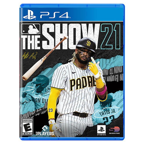 MLB The Show 21 for PlayStation 4