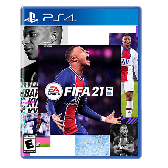 FIFA 21 for PlayStation 4FIFA 21 for PlayStation 4