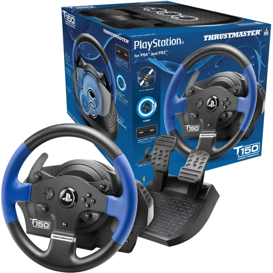 Thrustmaster T150 RS Racing WheelThrustmaster T150 RS Racing Wheel