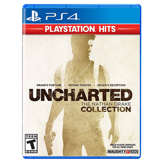 Uncharted: The Nathan Drake Collection Hits for PlayStation 4Uncharted: The Nathan Drake Collection Hits for PlayStation 4