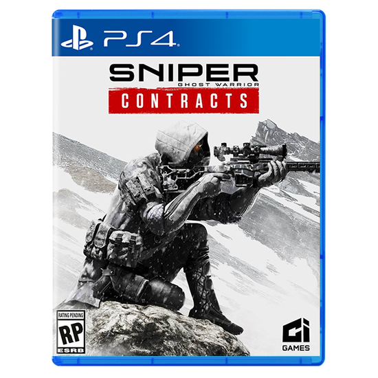 Sniper Ghost Warrior ContractsSniper Ghost Warrior Contracts