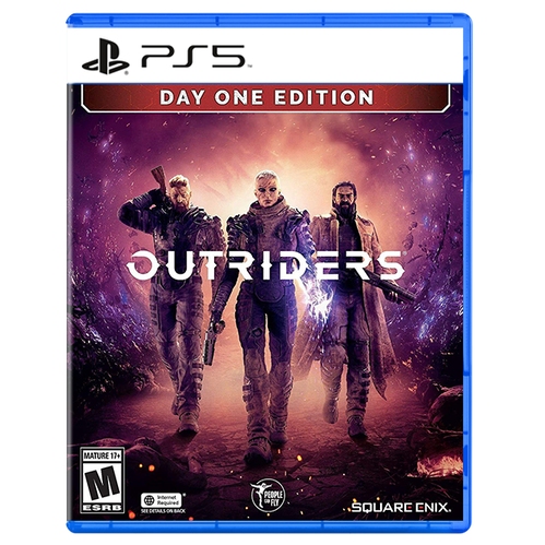 Outriders - Day One Edition for PlayStation 5
