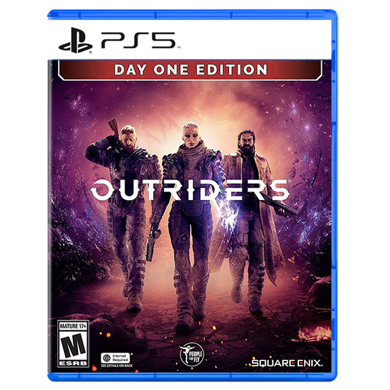 Outriders - Day One Edition for PlayStation 5Outriders - Day One Edition for PlayStation 5