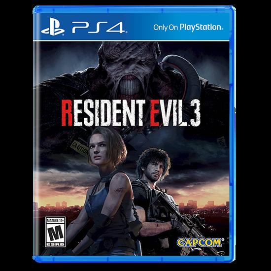 Resident Evil 3 RemakeResident Evil 3 Remake