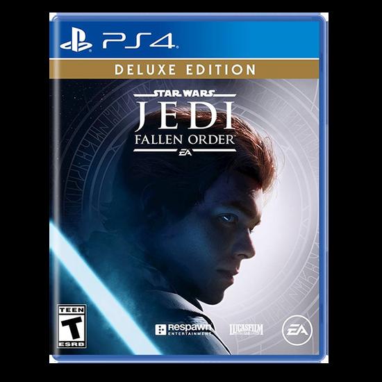 Star Wars Jedi: Fallen Order Deluxe EditionStar Wars Jedi: Fallen Order Deluxe Edition