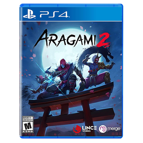 Aragami 2 for PlayStation 4