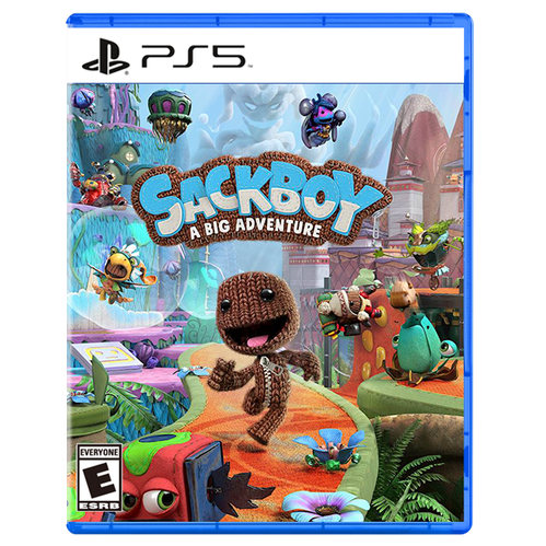 Sackboy: A Big Adventure for PlayStation 5