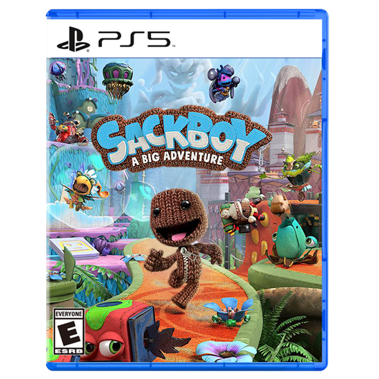 Sackboy: A Big Adventure for PlayStation 5Sackboy: A Big Adventure for PlayStation 5