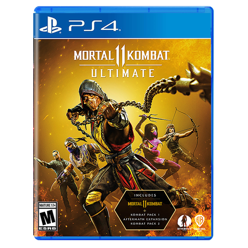 Mortal Kombat 11 Ultimate for PlayStation 4