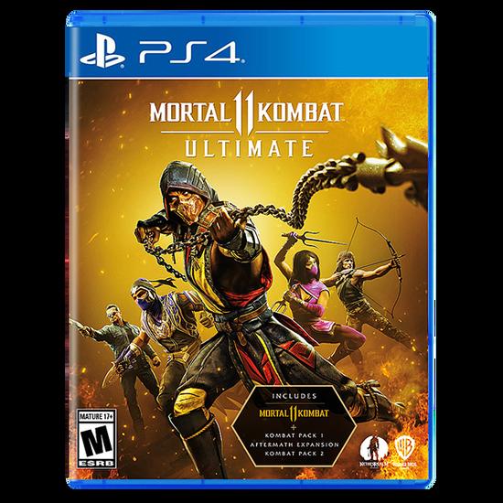 Mortal Kombat 11 Ultimate for PlayStation 4Mortal Kombat 11 Ultimate for PlayStation 4