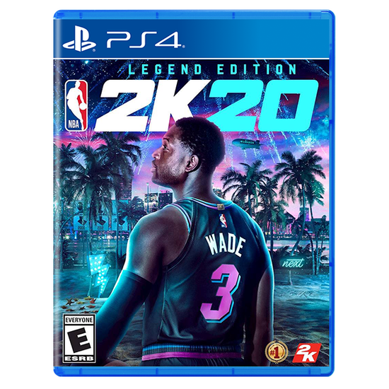 NBA 2K20 Legend EditionNBA 2K20 Legend Edition