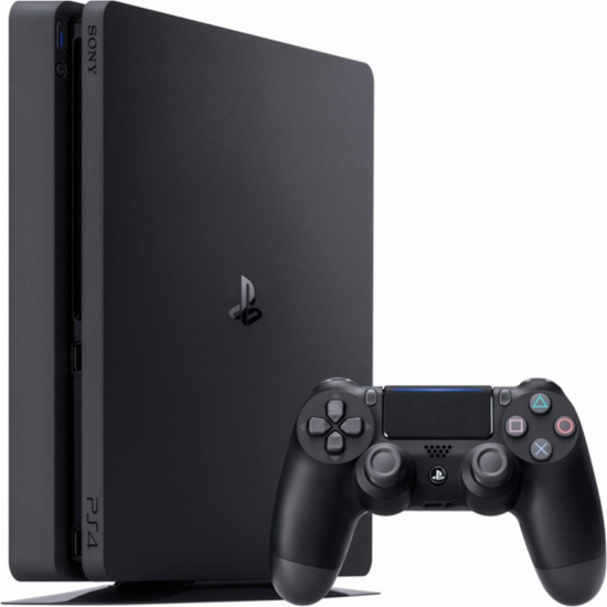 PS4 Game System 1TB Core SlimPS4 Game System 1TB Core Slim