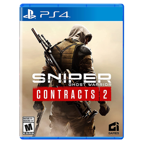 Sniper Ghost Warrior Contracts 2 for PlayStation 4