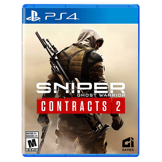 Sniper Ghost Warrior Contracts 2 for PlayStation 4Sniper Ghost Warrior Contracts 2 for PlayStation 4