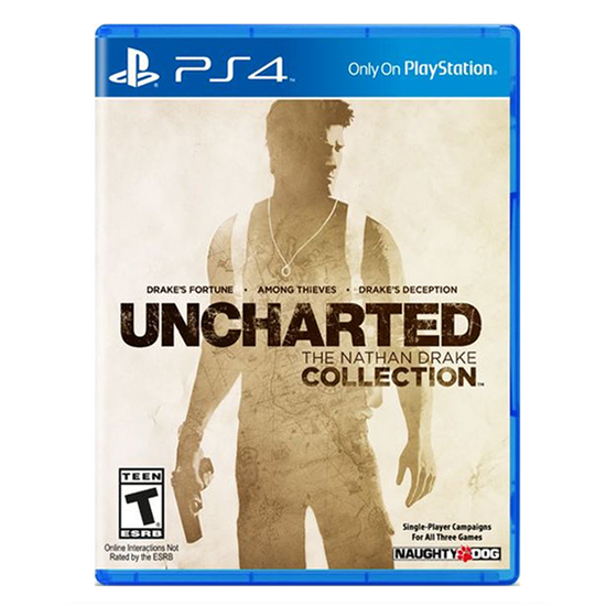 Uncharted: The Nathan Drake CollectionUncharted: The Nathan Drake Collection