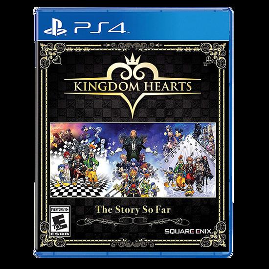 Kingdom Hearts: The Story So FarKingdom Hearts: The Story So Far