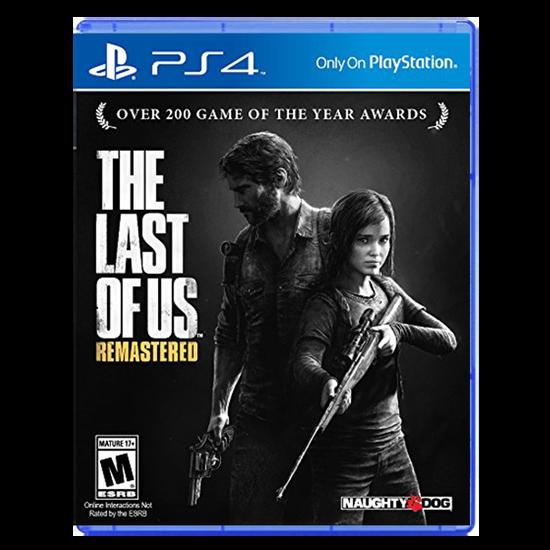 The Last of Us RemasteredThe Last of Us Remastered