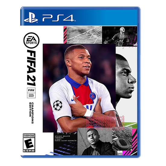 FIFA 21 - Champion's Edition for PlayStation 4FIFA 21 - Champion's Edition for PlayStation 4