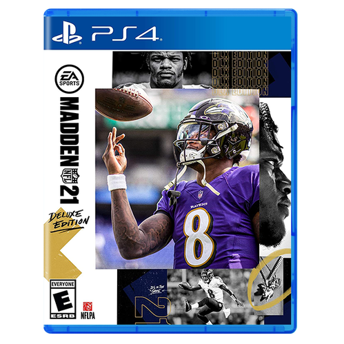 Madden NFL 21 - Deluxe Edition for PlayStation 4