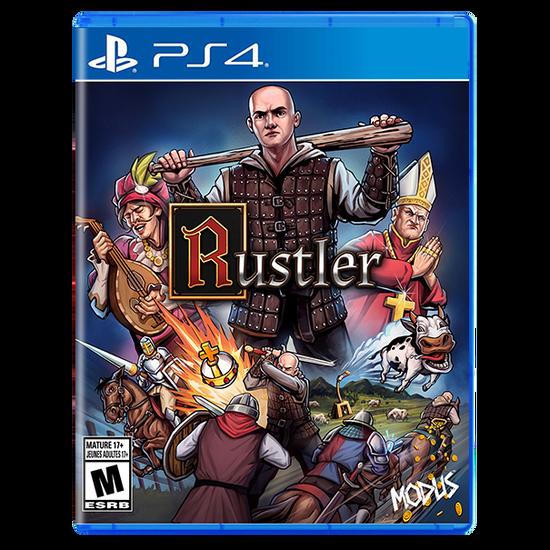 Rustler for PlayStation 4Rustler for PlayStation 4
