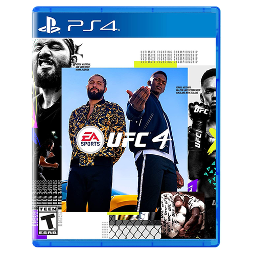 UFC4 for PlayStation 4