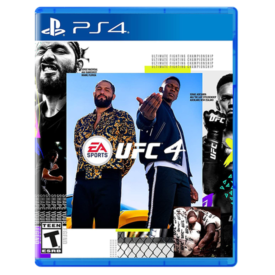 UFC4 for PlayStation 4UFC4 for PlayStation 4