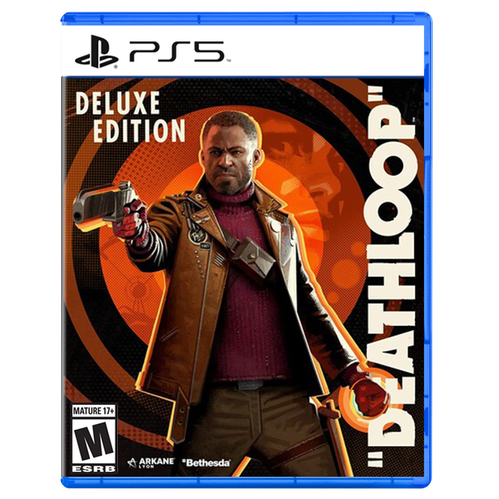 Deathloop Deluxe Edition for PlayStation 5