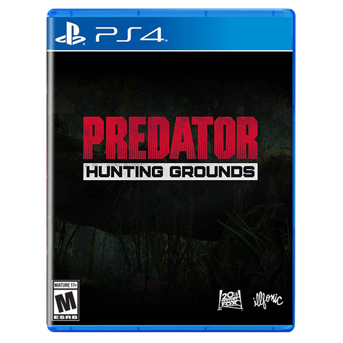 Predator: Hunting Grounds for PlayStation 4