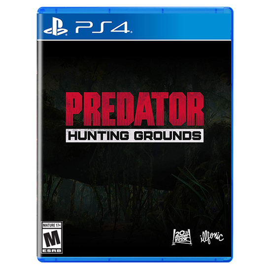 Predator: Hunting Grounds for PlayStation 4Predator: Hunting Grounds for PlayStation 4