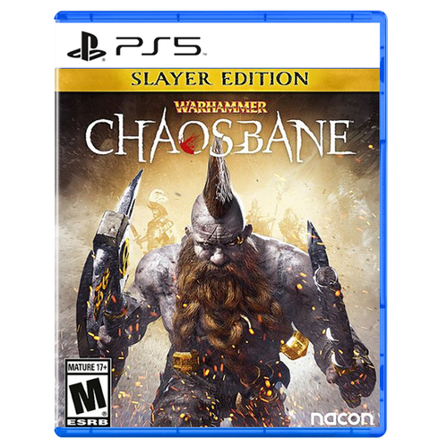 Warhammer: Chaosbane - Slayer Edition for PlayStation 5