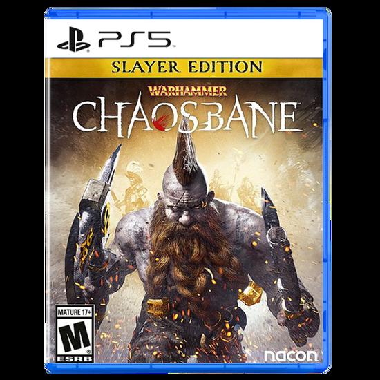 Warhammer: Chaosbane - Slayer Edition for PlayStation 5Warhammer: Chaosbane - Slayer Edition for PlayStation 5