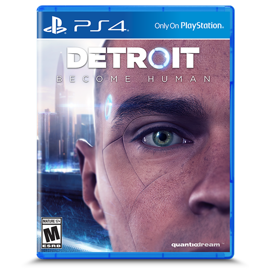 DETROIT: BECOME HUMANDETROIT: BECOME HUMAN