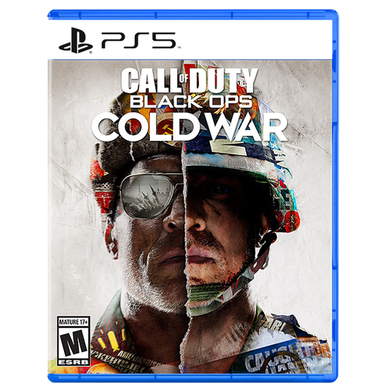 Call of Duty: Black Ops Cold War for PlayStation 5Call of Duty: Black Ops Cold War for PlayStation 5