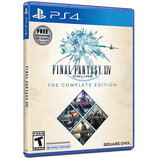 Final Fantasy XIV Complete EditionFinal Fantasy XIV Complete Edition