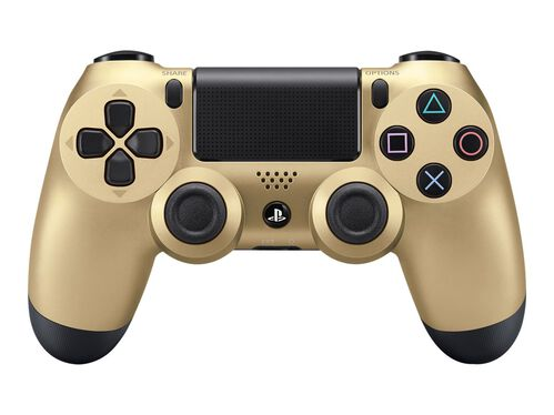 DUALSHOCK 4 Wireless Controller for PS4 - Gold