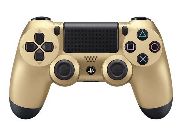 DUALSHOCK 4 Wireless Controller for PS4 - GoldDUALSHOCK 4 Wireless Controller for PS4 - Gold