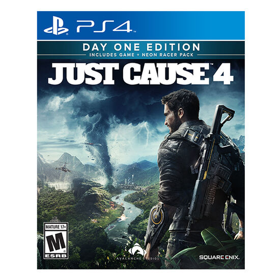 JUST CAUSE 4 DAY 1 EDITIONJUST CAUSE 4 DAY 1 EDITION
