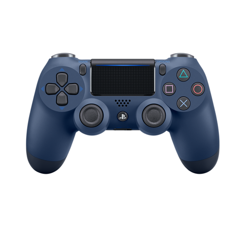 PS4 CONTROLLER D.SHOCK-MIDNIGHT BLUE