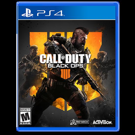 Call of Duty: Black Ops IVCall of Duty: Black Ops IV