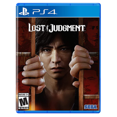 Lost Judgment for PlayStation 4