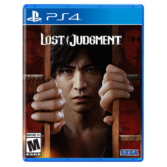 Lost Judgment for PlayStation 4Lost Judgment for PlayStation 4