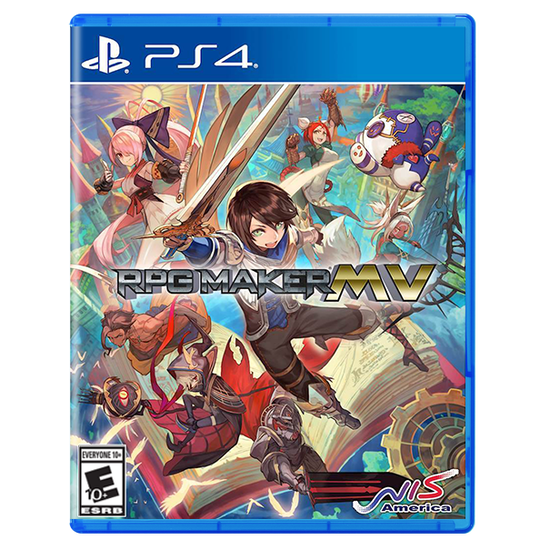 RPG Maker MV for PlayStation 4RPG Maker MV for PlayStation 4