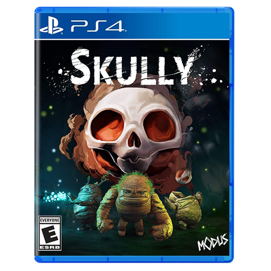 Skully for PlayStation 4Skully for PlayStation 4